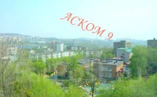 1-комнатная, проспект 100-летия Владивостока 135. Вторая речка, агентство, 31 кв.м. Вид из окна днём