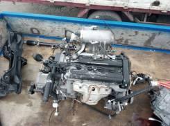 Двигатель в сборе. Honda CR-V, E-RD1, GF-RD2, GF-RD1 Двигатель B20B