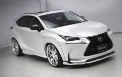 Обвес кузова аэродинамический. Lexus NX300h Lexus NX200t. Под заказ