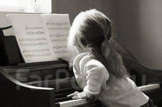 Обучение игре на фортепиано для детей и взрослых