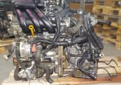 Двигатель в сборе. Nissan March Nissan Latio Nissan Note Nissan Micra Двигатель HR12DE
