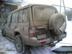 Крыло заднее Mitsubishi Pajero