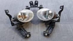 Фара противотуманная. Acura Legend Acura RL Honda Legend, KB1 Двигатели: J35A, J35A8, J37A2, J37A3