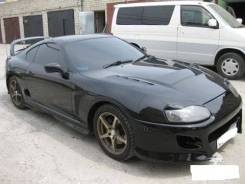 Обвес кузова аэродинамический. Toyota Supra