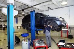 Ремонт ходовой части, замена масла, ремонт ДВС в Хабаровске