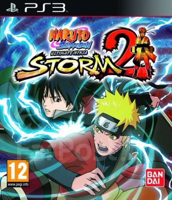 скачать naruto shippuden ultimate ninja storm 2 на ps3 - Prakard