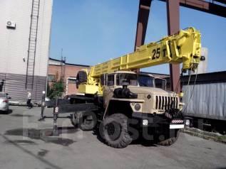 Юрмаш Юргинец КС-55722-1. Продается автокран КС 55722-1, 25 000 кг.