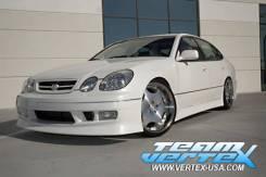 Обвес кузова аэродинамический. Toyota Aristo. Под заказ