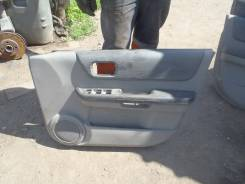 Обшивка крышки багажника. Nissan X-Trail, NT30