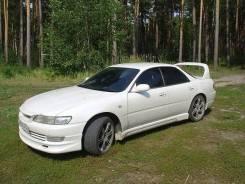 Обвес кузова аэродинамический. Toyota Carina ED, ST200. Под заказ