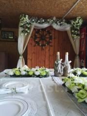 Праздничные украшения и декорации.