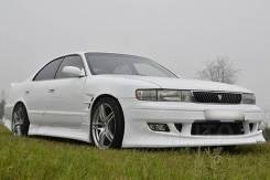 Обвес кузова аэродинамический. Toyota Chaser, LX90, GX90, JZX90, SX90. Под заказ