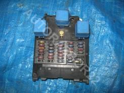 Блок предохранителей салона. Nissan Micra, K11E Двигатели: CG10DE, TD15, CG13DE, CGA3DE
