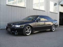 Обвес кузова аэродинамический. Toyota Chaser, LX100, SX100, JZX100, GX100. Под заказ