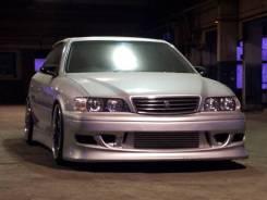 Обвес кузова аэродинамический. Toyota Chaser, GX100, JZX100, LX100, SX100. Под заказ
