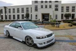 Обвес кузова аэродинамический. Toyota Chaser, LX100, SX100, JZX100, GX100 Toyota Origin. Под заказ