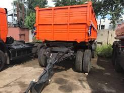 Нефаз 8560. Прицеп (2013 г. в), 14 999 кг.