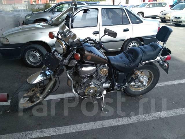 Yamaha Virago XV 750. 750куб. см., исправен, птс, с пробегом