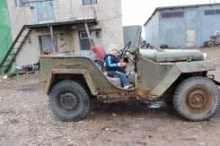 Продам автомобиль ГАЗ - 67