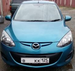 Mazda Demio. вариатор, передний, 1.3 (84 л.с.), бензин, 68 тыс. км