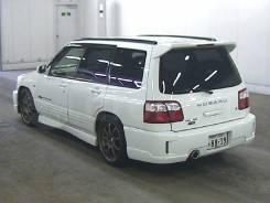 Спойлер на заднее стекло. Subaru Forester, SF5 Двигатель EJ205