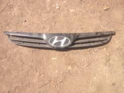 Решетка радиатора. Hyundai i20