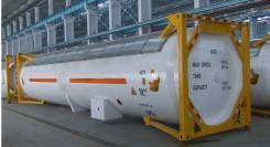 """Танк-контейнер """"40 Т50, 2017. Танк-контейнер Т50 40-фт новый вместимостью 52 м3 для СУГ (LPG)"""