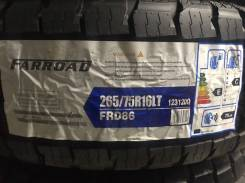 Farroad FRD86. Грязь AT, 2017 год, без износа, 4 шт