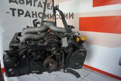 Двигатель в сборе. Subaru: Forester, Legacy, Impreza, Legacy B4, Exiga Двигатель EJ204