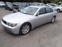 Порог пластиковый. BMW 7-Series, E66