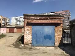 Гаражи капитальные. улица Давыдова 28, р-н Вторая речка, 27 кв.м., электричество, подвал.