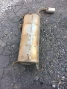 Выхлопная труба. Mazda CX-7