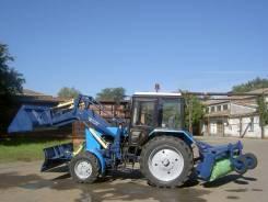 Уралкоммаш. Машина коммунальная ПУМ-4853 на базе трактора Беларус 82.1