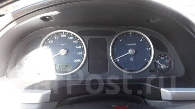 ГАЗ 2705. 2705 цельнометалическая, 2 700 куб. см., 1 000 кг.