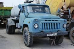 ГАЗ 53. Автоцистерна Вакуумная машина