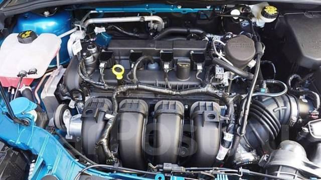 Двигатель 2.0D UKDB на Ford комплектный