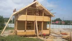 Дом из профилированного бруса 160кв. м.