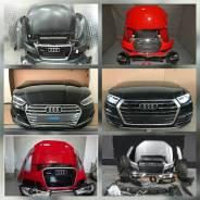 Ноускат. Audi: A5, A6, A1, A7, A2, Q3, A8, A4, A3, Q7, TT, R8, Q5, Q2. Под заказ