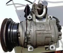 Компрессор кондиционера. Mitsubishi Chariot, N38W, N48W Mitsubishi Libero Mitsubishi RVR, N28W, N28WG Двигатель 4D68T
