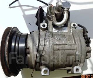 Компрессор кондиционера. Mitsubishi RVR, N28WG, N28W Mitsubishi Chariot, N48W, N38W Двигатель 4D68T