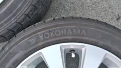 Yokohama Advan A10. Летние, 2010 год, износ: 10%, 4 шт