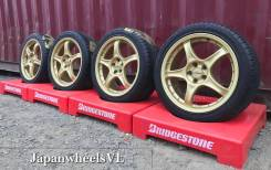 Advan Racing RCIII. 7.0x17, 5x100.00, ET48, ЦО 73,0 мм.