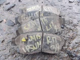 Накладка тормозная. Toyota Ipsum, SXM15, SXM15G