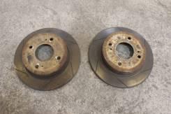 Диск тормозной. Nissan Silvia, S13, S14
