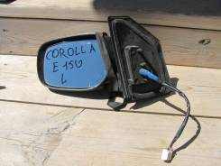 Зеркало заднего вида боковое. Toyota Corolla, NDE150, ZZE150, ADE150, NRE150