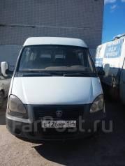 ГАЗ 322132. Продам пассажирскую газель 2009 г, 2 500 куб. см., 13 мест