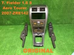 Панель салона. Toyota Corolla Axio, ZRE144, ZRE142 Toyota Corolla Fielder, ZRE142, ZRE144 Двигатели: 2ZRFE, 2ZRFAE