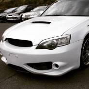 Бампер. Subaru Legacy, BPH, BL5, BLE, BP9, BL, BL9, BP, BP5, BPE