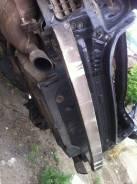 Задняя часть автомобиля. Audi A6, 4F2/C6, 4F5/C6