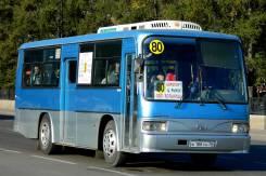 Daewoo BM090. Продаётся городской автобус Daewoo BM 090, 28 мест